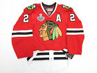 KEITH CHICAGO BLACKHAWKS HOME 2015 STANLEY CUP FINAL REEBOK EDGE 2.0 7287 JERSEY