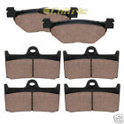 Front & Rear Brake Pads for Yamaha XP530A Tmax 530 Abs 2012 2013 2014 2015 2016