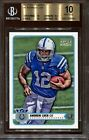 BGS 10 PRISTINE ANDREW LUCK 2012 TOPPS MAGIC # 1 ROOKIE RC INDIANAPOLIS COLTS