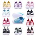 Baby Boy Girl Anti slip Soft Sole Crib Shoes Sneakers Newborn to 12M Prewalkers