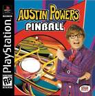 Austin Powers Pinball - PS1 PS2 Complete Playstation Game