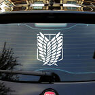 Attack on Titan Car sticker Decals Pick Your Size