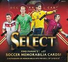 2015 Panini Select Soccer Factory Sealed HOBBY Box- 3 AUTOGRAPH JERSEY+8 # PRIZM