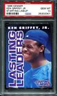 PSA 10 1996 KENNER STARTING LINEUP KEN GRIFFEY JR SEATTLE MARINERS HOF