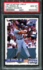 PSA 10 1997 KENNER STARTING LINEUP CAL RIPKEN JR pop 4 CLASSIC DOUBLES