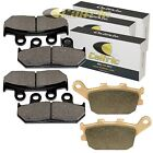 Front And Rear Brake Pads for Honda CBR600F2 Super Sport 600 1991 1992 1993 94