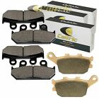 FRONT and REAR BRAKE PADS Fits HONDA CBR600F2 Super Sport 600 1991 1992 1993 94