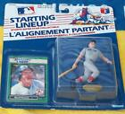 1989 Kenner Starting Lineup Canadian Wade Boggs Figure Red Sox ~ Beautiful