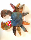 CLAUDE THE CRAB Ty BEANIE BABY - RETIRED RARE 1996 MINT CONDITION