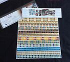 SALE Creative Memories TEXTILES 24 Sticker Strips NIP