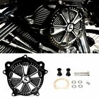 Contrast Cut Venturi Air Cleaner Intake Filter System For Harley Softail 93 15