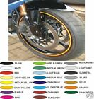 6mm Wheel Rim Tapes Sticker Yamaha FZR 250 FZR250