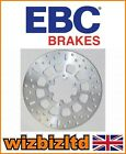 EBC Rear Left Brake Disc Derbi GPR 125 (4T) 4V 09-14 MD833