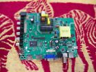 Proscan Main Board / Power Supply for PLDED3996A-E  (A1602 SERIAL #s)