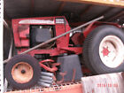 Ingersoll case 446 tractor mower and hydro tiller