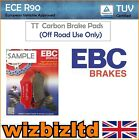 EBC Rear Carbon TT Brake Pads Beta RR 125 4T Enduro (A/C) 09-14 FA367/2TT