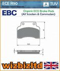 EBC Front Left Organic SFA Brake Pads AJS Exactly 50 Scooter 08-11 SFA235
