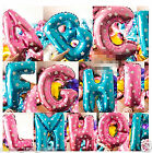 16 42 Letter Numbers Foil Balloon Letters Wedding Birthday Party Supplies lot