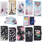 Flip Pattern Card Wallet Leather Case Cover For Samsung Galaxy S5 S6 S7edge G530
