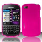 For Blackberry Q10 ATT Sprint T Mobile Verizon TPU Case Cover Pink TPU