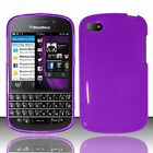 For Blackberry Q10 ATT Sprint T Mobile Verizon TPU Case Cover Purple