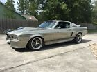 1967 Ford Mustang GT500E Replica 2012 Dynacorn Chassis and Body 1967 Ford Mustang Shelby GT 500E 427 ci Eleanor Replica