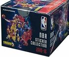 2015-16 Panini NBA Sticker Collection 50-Pack Box