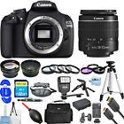 Canon EOS 1200D T5 DSLR Camera With 18 55mm III Lens MEGA BUNDLE BRAND NEW