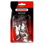 Janome 9mm Ruffler Foot - The Best Foot for Ruffling, Pleating and Quilting