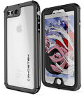 For iPhone 8 Plus 7 Plus Case  Ghostek ATOMIC Rugged Metal Waterproof Cover