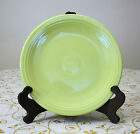 Vintage~CHARTREUSE GREEN~Retired Color~HL~Fiestaware~14 1/2