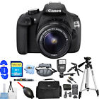 Canon EOS T5 1200D Digital SLR Camera + EF S 18 55mm f 35 56 III PRO KIT NEW