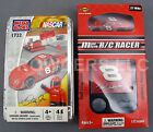 Dale Earnhardt Jr #8 Mega Bloks & Mini Micro RC Racer NASCAR Sunoco JR Racing