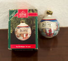 1990 THE GIFT BRINGERS ST LUCIA HALLMARK CHRISTMAS ORNAMENT MIB