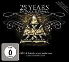 25 Years Of Rock & Power - Axxis (2015, CD New)