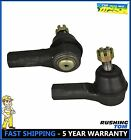 2 Pc Front Left  Right Outer Tie Rod End Chevy Geo Metro Sprint Suzuki Swift