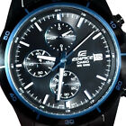 Casio watch EDIFICE Chronograph EFR-526BKJ-1A2JF Men from japan New