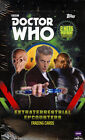 2016 Topps Doctor Who Extraterrestrial Encounters SEALED Hobby 12 Box Case