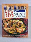 Weight Watchers 365 Day Menu Cookbook Complete Meals For Every Day Diet Book