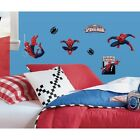 22 ULTIMATE SPIDER MAN Peel  Stick Wall Decals Boys Room Decor Marvel Stickers
