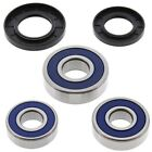New Rear Axle Wheel Bearing Kit Triumph Daytona Super III 900cc 1995