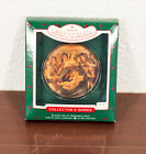 1985 BOTTICELLI MADONNA OF THE POMEGRANATE ART MASTERPIECE HALLMARK ORNAMENT MIB