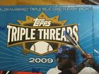 2009 Topps Triple Threads Baseball Review 3