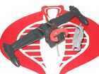 EXO Squad Weapon Jump Troops Gunnery Sgt Ramon Longfeather Backpack w Hose Gun
