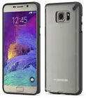 PUREGEAR SLIM SHELL BLACK CLEAR CASE COVER FOR SAMSUNG GALAXY NOTE 5 SM N920