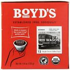 Boyds Coffee Red Wagon Single Cup Pods 6x12 CT