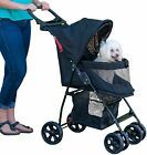 Chihuahua Puppies Teacup Dog Strollers For Small Dogs Yorkie Pet Cat Carriers
