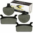 FRONT REAR BRAKE PADS FIT HARLEY DAVIDSON FLTCU TOUR GLIDE ULTRA CLASSIC 1989-96