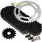 Black O-Ring Drive Chain & Sprockets Kit Fits SUZUKI GSX-R750 GSXR750 2006-2010