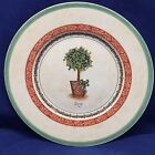 Villeroy & Boch 1748 IVY Festive Memories Topiary Salad Plate Germany 8 1/2